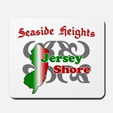 Seaside Heights Jersey Shore Mousepad