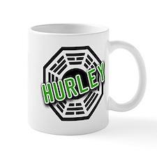 HURLEY Dharma Logo from LOST Mug