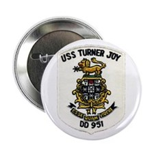"USS TURNER JOY 2.25"" Button (100 pack)"