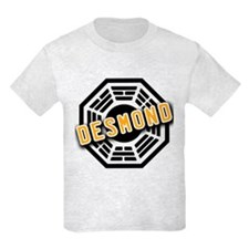 Jacob Dharma Logo from LOST T-Shirt