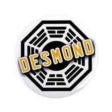 "Jacob Dharma Logo from LOST 3.5"" Button (100 pack)"