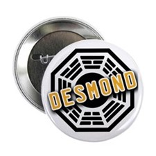 "Jacob Dharma Logo from LOST 2.25"" Button"