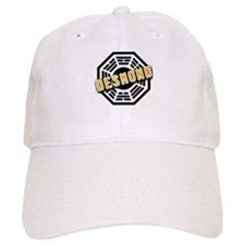Jacob Dharma Logo from LOST Baseball Cap