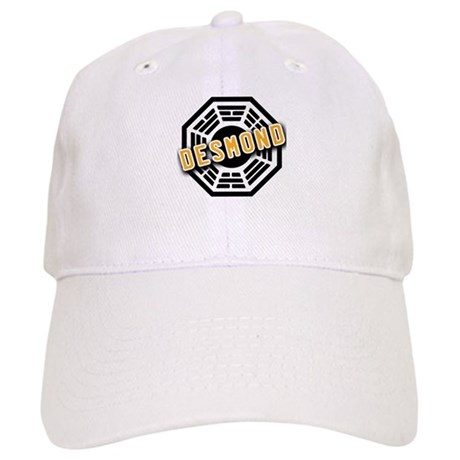 Jacob Dharma Logo from LOST Cap