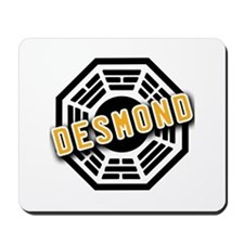 Jacob Dharma Logo from LOST Mousepad