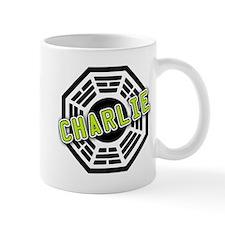 Charlie Dharma Logo from LOST Mug