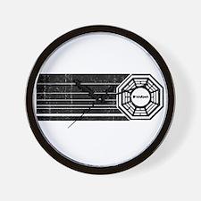 Lost Dharma Initiative Wall Clock