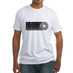 Lost Dharma Initiative Fitted T-Shirt