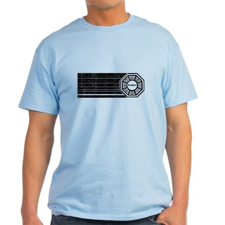 Lost Dharma Initiative Light T-Shirt