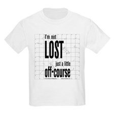 Off-Course Map T-Shirt
