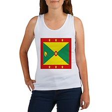 Unique Grenada Women's Tank Top