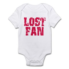 Lost Fan Infant Bodysuit