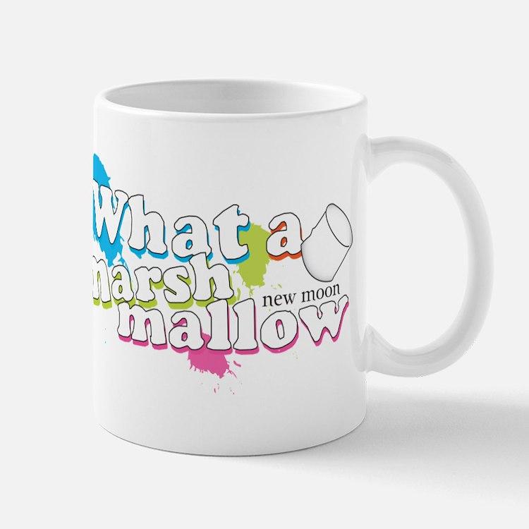 Cute What a marshmallow jacob black new moon twilight s Mug