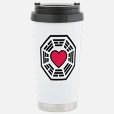 Dharma Love- Stainless Steel Travel Mug