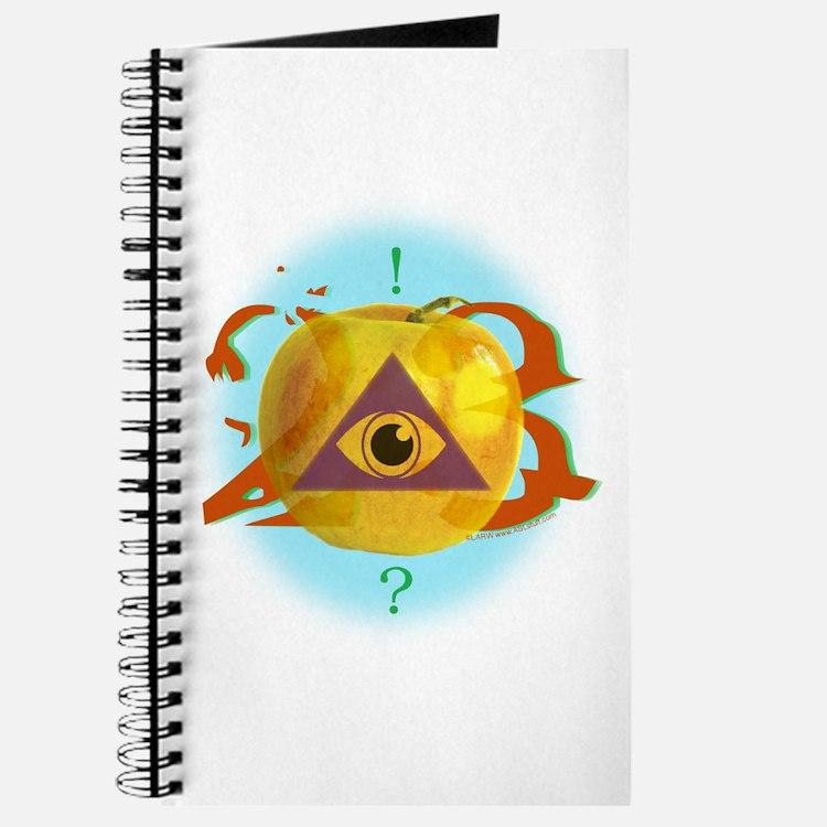 Illuminati Golden Apple Journal