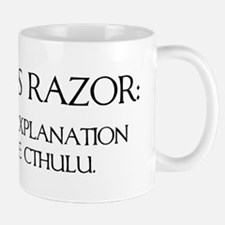 Arkham's Razor Mug