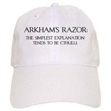 Arkham's Razor Baseball Cap