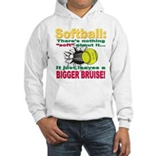 Girls Softball Hoodie