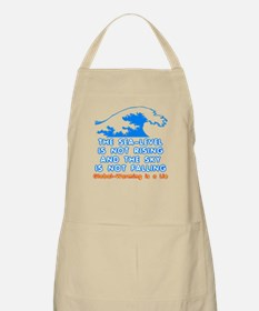 The Sea-Level Is Not Rising Apron