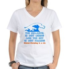 The Sea-Level Is Not Rising Shirt