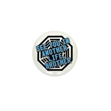 Desmond Quote with Dharma Logo Mini Button (10 pac