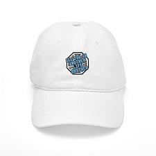Desmond Quote with Dharma Logo Baseball Cap