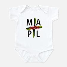 Cute Glam metal Infant Bodysuit