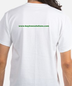 BayTreeSolutions.com, Full Logo T-Shirt