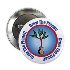 Grow The Planet Button