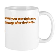 The Text Answering Service Mug