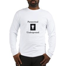 Paranormal Underground Long Sleeve T-Shirt