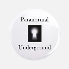 """Paranormal Underground 3.5"""" Button"""