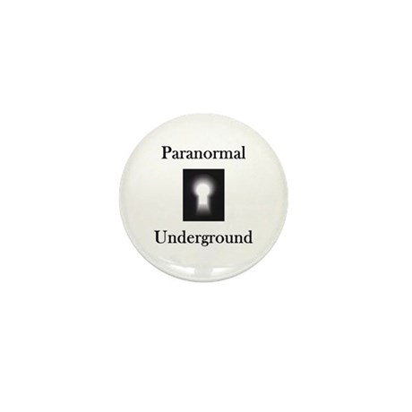 Paranormal Underground Mini Button