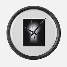 Paranormal Underground Large Wall Clock