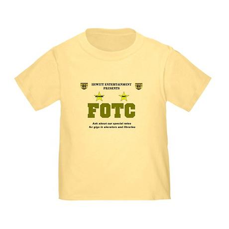 F.O.T.C. Toddler T-Shirt
