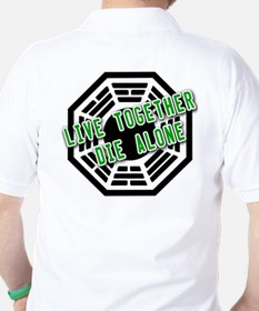 Live Together, Die Alone LOST T-Shirt