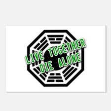 Live Together, Die Alone LOST Postcards (Package o
