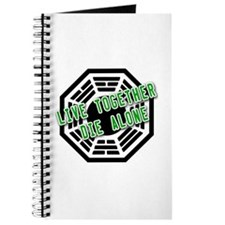 Live Together, Die Alone LOST Journal
