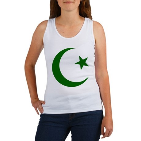 Pakistan Women's Tank Top