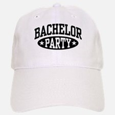Bachelor Party Baseball Baseball Cap