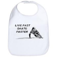 Cool Longboarder Bib