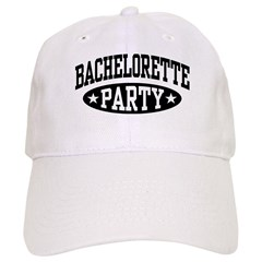 Bachelorette Party Baseball Cap