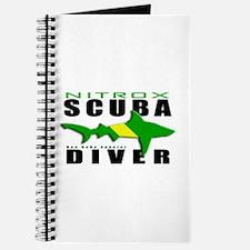 Scuba Diver: Nitrox Shark Journal