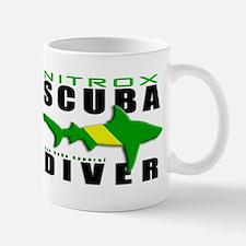 Scuba Diver: Nitrox Shark Mug