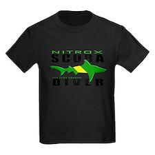 Scuba Diver: Nitrox Shark T