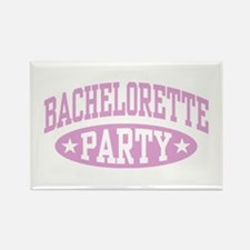 Bachelorette Party Rectangle Magnet