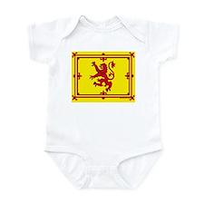 Funny Clan chattan Infant Bodysuit