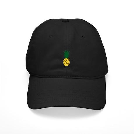 Pineapple Black Cap