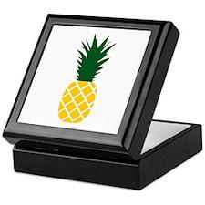 Pineapple Keepsake Box