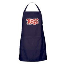 Nope Apron (dark)